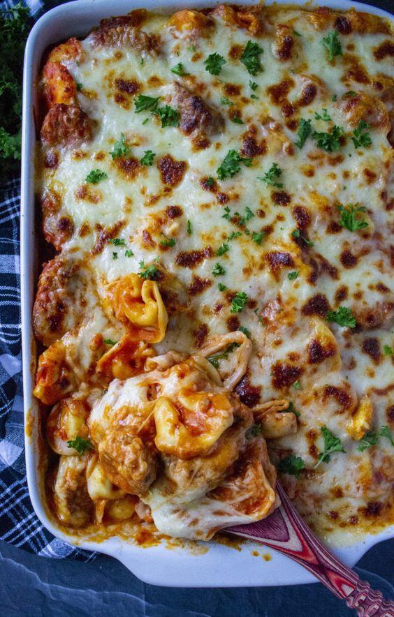 Italian Pasta Casserole