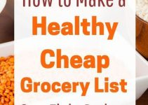 CHEAP HEALTHY GROCERY LIST