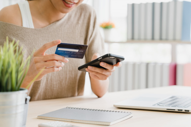 Pay Online Using Mobile Banking